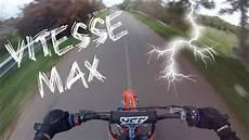 Vitesse Max D Une Ycf 125 Mxr 78