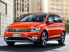 Volkswagen Le Touran En Version Quot Suv Quot En Chine