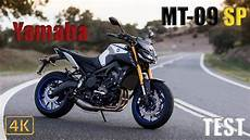 Yamaha Mt 09 Sp Test Richtige Kurvensau