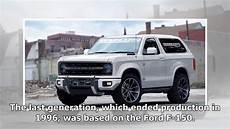2020 ford bronco and ranger new ford bronco ranger details on the 2019 ford ranger