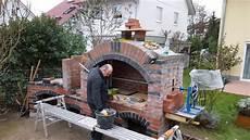 pizzaofen grill selber bauen pravljenje rostilja