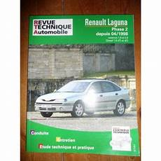 rta revues technique automobile renault laguna phase 2