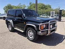 4x4 Nissan Patrol Turbo Y60 2 8 Td 115 Ch Court De 1994