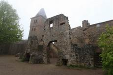 Ruins With A Name Burg Frankenstein