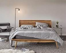 bett skandinavisches design dania the nordic inspired bolig bed is crafted from