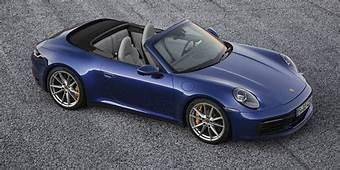 2020 Porsche 911 Carrera Cabriolet  New 992