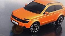 New Lada Niva 2018
