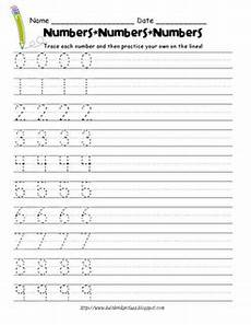 here s a page for practicing numeral writing preschool writing preschool math writing practice