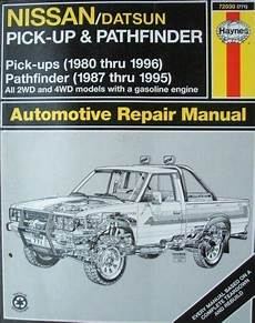 what is the best auto repair manual 1995 oldsmobile ciera user handbook nissan pick ups automotive repair manual nissan datsun pickups 1980 through 1996 pathfinder