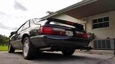 1993 mustang lx bbk flowmaster exhaust youtube