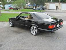mercedes sec 560 mercedes 560 sec amg 1987 classic mercedes 500 series 1987 for sale