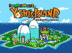 mario world 2 yoshi s island usa hack by golden