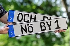 Alte Autokennzeichen Sehr Gefragt Verkehr Sicherheit News
