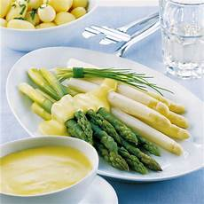 Spargel Mit Sauce Hollandaise Rezept K 252 Cheng 246 Tter