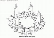 advent wreath coloring pages timeless miracle
