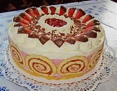 erdbeer schmand kuchen erdbeer schmand torte rezept mit bild jienniasy