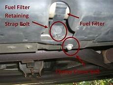 Fuel Filter Location 1996 Ford Mustang Camizu Org