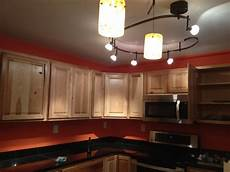 Kitchen Lights On A Track by Installing Kitchen Track Lighting