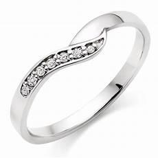 18ct white gold diamond wedding ring 0007282