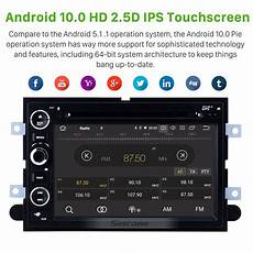 buy car manuals 2006 ford thunderbird navigation system 7 inch 2006 2009 ford fusion explorer 2007 2009 edge expedition mustang android 10 0 gps