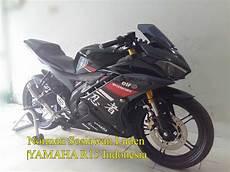 R15 Modif R25 by Modifikasi Yamaha R15 Pakai Lu R25 Ini Sadis