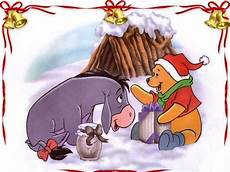 winnie the pooh christmas wallpapers wallpaper cave