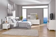 schlafzimmer einrichten ideen grau modern bedroom and essential elements of the furniture