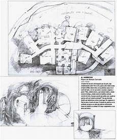 hobbit hole house plans plano casa hobbit bag end and the shire the hobbit