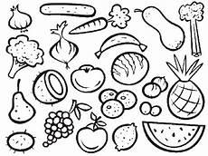 Ausmalbilder Mit Obst Kostenlose Malvorlage Obst Und Gem 252 Se Verschiedenes Obst