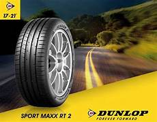 Dunlop Sport Maxx Rt 2 Nouveau Pneu Uhp Par Dunlop
