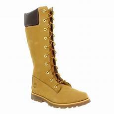 botte timberland timberland asphalt 83980 velours femme ocre chaussures