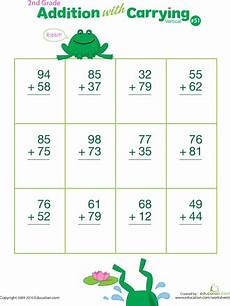 digits vertical multiplication with regrouping digits practice vertical addition with regrouping