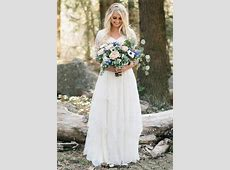 Discount 2017 Western Country Bohemian Forest Wedding
