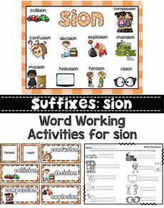 spelling worksheets tion sion 22559 suffixes tion sion and cian created resources word poster grade phonics