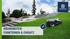 Erdkabel Garage Verlegen by Automower M 228 Hroboter Funktionen Und Einsatz Husqvarna