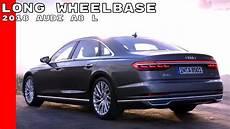 2018 Audi A8 L Wheelbase