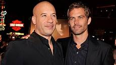 Vin Diesel Posts Heartwarming Pic Of With Paul
