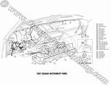 Dash Wiring Diagram For 1968 Mustang by Wrg 2891 68 Mustang Dash Wiring Diagram