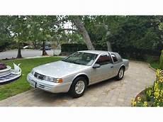 how things work cars 1992 mercury cougar on board diagnostic system 1992 mercury cougar for sale classiccars com cc 986867
