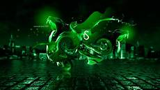 Neon Green Wallpaper