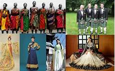 here s what traditional outfits from 4 cultures across the world like the yellow sparrow