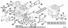 19 hp kawasaki engine wire diagram gravely 992051 002501 003999 pm160z 23hp kawasaki 60 quot deck hyd lift parts diagram for