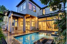 contemporary home style by bb contemporary home for sale in kirby stuns with pool