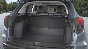 Honda HR V 2019 Dimensions Boot Space And Interior