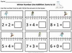 worksheets for 18166 printable number line 1 20 2nd grade math math classroom and numbers