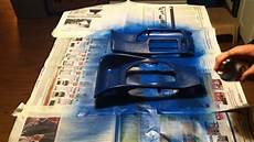 how to paint your car interior youtube