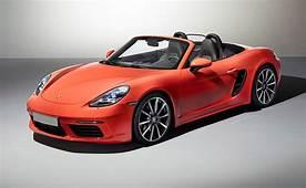 Porsche 718 Boxster Price India Specs And Reviews  SAGMart