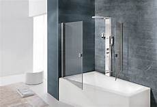 vasche idromassaggio con box doccia sopravasca le ante per avere vasca e doccia insieme