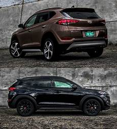 2017 hyundai tucson limited and a tale of two