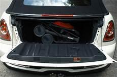 mini cabrio kofferraum mini cooper sd cabrio test seite 4 automobil magazin de